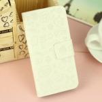 เคสไอโฟน 5/5s/SE (Case Iphone 5/5s/SE) กระเป๋าลายแม่มดน้อย สีขาว