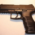 Umarex Walther HK P30 Black , cal 9mm.PAK Blank Gun