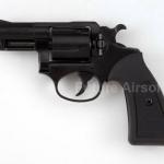 Kimar Detective Special 2.5 Black Top Firing .380RK Blank Gun