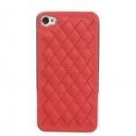 เคสไอโฟน 4/4s Hard Case เคสไอโฟนแฟชั่นสีแดง