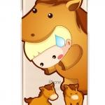 เคสไอโฟน 7Plus (TPU Case) เคสไอโฟน 12 ราศี ปีมะเมีย