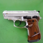 Zoraki 914 แก๊ะลาย Sami-Full Auto Chrome Limited Edition Blank gun