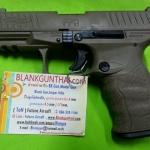 Umarex Walther PPQ M2 FDE, 9 mm.PAK.Blank Gun