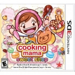 3DS:COOKING MAMA: SWEET SHOP (US)