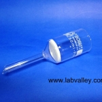 กรวยแก้วกรองสาร glass filter funnel