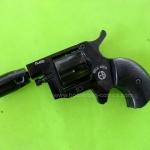 Ekol Arda Black , cal. 8mm P.A.K. Blank Gun