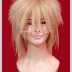 วิกผมคลาวด์ ไฟนอล แฟนตาซี 7 Cloud Strife Final Fantasy 7 Cosplay Wig