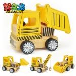 รถ Transformer 4 in 1 toy23