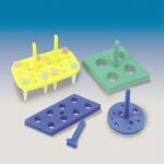 Floating foam tube rack ตะแกรงโฟมลอยตัวสำหรับใส่หลอดทดลอง