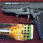 Retay SIG SAUER P228 (Baron HK Black) cal.9mm.PAK Blank gun
