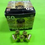 Blank Revolver Cartridges Max.380RK 50 Pcs.