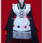 ชุดเมดทรัมป์ Trump Maid Costume สีดำ