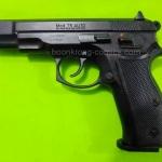 Kimar CZ75 Black , cal. 9mm.P.A.K. Blank gun