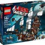 LEGO Set 70810 The Lego Movie Metalbeard's Sea Cow Pirate Ship