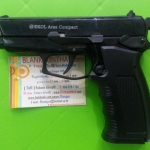 Ekol Browing (Ares Compact) Black Front Firing 9mm.PAK Blank Gun