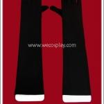 ถุงมือยาว สีดำ Plain Black Long Gloves