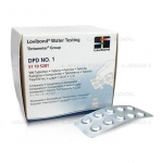 "เม็ดยาวัดคลอรีน DPD No 1 Comparator Test Tablets ""Lovibond"" (500pcs/pack) cat.511052"
