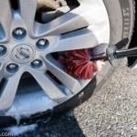 แปรงล้างล้อ Daytona wheel brush (Made in USA)