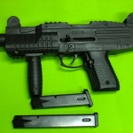 Ekol ASI UZI Full Auto Black , cal. 9mm P.A.K. Blank Machine Gun