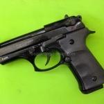 Ekol Firat Compact/Beretta M92 , Black , cal. 9mm P.A.K. Blank gun Gen.1