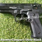 Ekol Baretta M9 Compact /Dicle Black Blank gun