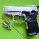 Zoraki 914 Sami-Full Auto Nickel Blank Gun