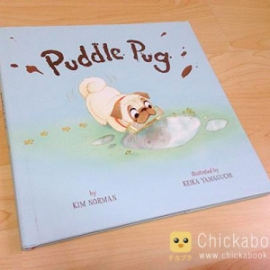 Book review: Puddle Pug