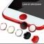 ปุ่มโฮมไฮโฟน (Touch ID Button) สแกนลายนิ้วมือได้ สีแดง thumbnail 3
