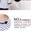 เสื้อแฟชั่นสำหรับสาววัยทำงานกับ สีดำ-ขาว ยอดนิยม ลายจุด ใส่แล้วสวยกำลังดี thumbnail 3
