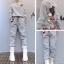 ชุดเซ็ทเสื้อกันหนาวพร้อมกางเกงวอร์ทเข้าชุด สีสวยๆ กับลายการ์ตูนยอดฮิต ดูดี น่าใส่สุดๆ thumbnail 9