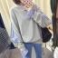 เสื้อกันหนาวแฟชั่น ดีไซน์แบบใส่ทับ 2 ตัว สวยเก๋ แบบสาวยุคใหม่ thumbnail 20
