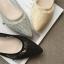 รองเท้าคัทชูแฟชั่น พื้นนิ่มใส่สบาย กับลายลูกไม้สีสวยๆ thumbnail 1