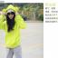 เสื้อกันหนาวสีสันสดใส พร้อมฮูดมีหู ขนาดใหญ่ ดูเก๋ ลงตัว ไม่เบา thumbnail 6