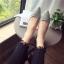 รองเท้าคัทชูแฟชั่น พื้นนิ่มใส่สบาย กับลายลูกไม้สีสวยๆ thumbnail 31