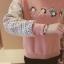 เสื้อกันหนาวแฟชั่นสกรีนลายน่ารักๆ ขนาดกำลังสวย แต่งแขนด้วยลายกราฟฟิคสวยๆ thumbnail 15