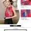 เสื้อแขนกุดลายแฟชั่น สีสันสวยๆ ลวดลายโดดเด่น กับผ้าบางเบาแบบชีฟอง thumbnail 2