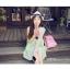 เดรสแขนกุดสไตล์หวานๆ สดใส น่ารัก แบบสาวญี่ปุ่นกันเลยทีเดียว thumbnail 4