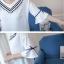 ชุดเซ็ทเสื้อพร้อมกระโปรง ตกแต่งน่ารักสมวัย ถูกใจสาวๆ แน่นอนคร้าาาา thumbnail 17