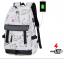 กระเป๋าเป้แฟชั่น ลายน่ารักๆ มีช่องใส่ของด้านหน้า สะดวก เหมาะกับทุกการใช้งานจริงๆ thumbnail 7