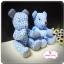 [Made to Order] ตุ๊กตาหมีผ้าคอตตอน ขนาด 6 นิ้ว thumbnail 3
