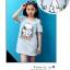 เสื้อผ้าสำหรับเด็กสไตล์เกาหลี เดรสยีนส์ เก๋ๆ น่ารัก น่ามอง ใช่เล่น thumbnail 9