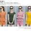 ชุดเซ็ท แฟชั่น เสื้อเข้าชุดกางเกงขาสั้น สีพื้นจัดจ้าน กับดีไซน์ร่วมสมัย thumbnail 6
