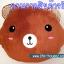 หมอนผ้าห่มตุ๊กตา หมี สีน้ำตาล ## พร้อมส่งค่ะ ## thumbnail 2