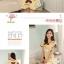 ชุดนอนแฟชั่น ลวดลายการ์ตูนแสนน่ารัก ผ้านิ่ม หลับสบาย set 1 thumbnail 4