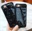 เคสไอโฟน 6Plus/6sPlus (TPU CASE) เคสยางนิ่มสีดำ คลุมรอบเครื่อง ประดับกากเพชรรูปดาว thumbnail 1