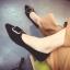 รองเท้าคัทชูแฟชั่นยอดฮิต ตัดเย็บจากหนังเนื้อนิ่ม ใส่สบายเท้า สาวๆ ต้องชอบแน่นอนคร่าา thumbnail 13