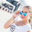 Hawkers Sunglasses Artic White - Sky One (H-11) thumbnail 3