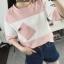 เสื้อยืดสีทูโทน ดีไซน์กระเป๋าเสื้อเก๋ๆ กับสีสุด cool thumbnail 4
