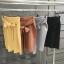 เสื้อเกาะอกมัลติฟังก์ชั่น เป็นได้ทั้งเสื้อและกระโปรงเข้ารูป ตัวเดียว ใส่ได้ทั้ง 2 แบบ thumbnail 2