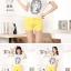 กางเกงขาสั้นแฟชั่นสุภาพสตรี สีสันสดใส ใส่ชิลๆ ได้ทุกวัน สีสันจัดจ้านโดนทุกวัย SET1 thumbnail 13